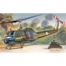 UH 1D SLICK (1/72 AIRCRAFT)