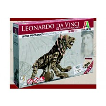 LEONARDO DA VINCI MECHANICAL LION (OTHERS)