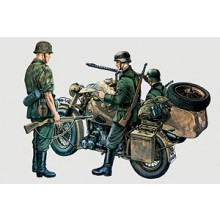 BMW/SIDE CAR (1/35 MILITARY)