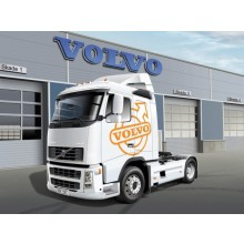 VOLVO FH16 520 SLEEPER CAR (TRUCKS)