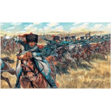 1/72 NAPOLEONIC WARS FRENCH LGT CAV (1/72 FIGURES)