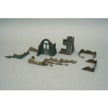 1/72 ACCESSORIES AND RUINS (1/72 FIGURES)