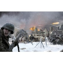 BATTLE OF BASTOGNE BATTLE SET DEC44 (1/72 FIGURES)
