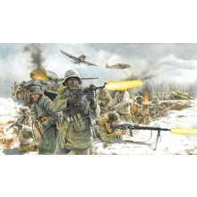 GERMAN TROOPS(WINTER UNIFORM) (1/72 FIGURES)