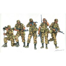 US INFANTRY 90S (1/72 FIGURES)
