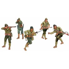 WW11 JAPANASE INFANTRY (1/72 FIGURES)