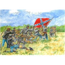 CONFEDERATE INF(AMER CIVIL WAR) (1/72 FIGURES)