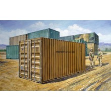 20' CONTAINER (1/35 MILITARY)