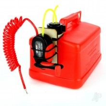 Fuel Caddy Fueling System (Red Petrol) 5 Litres