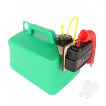 Fuel Caddy Electric Fueling System (Green Petrol) 5 Litres