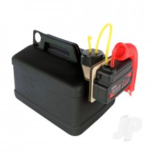 Fuel Caddy Electric Fueling System (Black Jet & Glow) 5 Litres