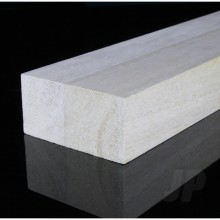 2x4in 36in Bonded Block Balsa