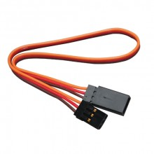 JR Propo Servo Extension Lead (230mm)