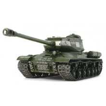 Tamiya RC 1/16 Russian Heavy Tank JS-2 Model 1944 ChKZ Full-Option