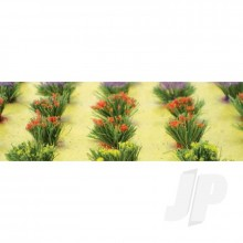 JTT 95581 Detachable Flower Bushes HO-Scale (30 per pack)