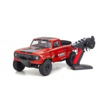 Kyosho Outlaw Rampage Pro 1:10 RC EP Readyset - T1 Red