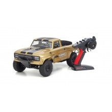 Kyosho Outlaw Rampage Pro 1:10 RC EP Readyset - T2 Gold