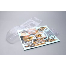 Kyosho BODY SHELL RAGE VE (CLEAR)