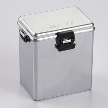 KILLERBODY CHROMED PLASTIC TOTE BOX FINISHED TYPE HIGH