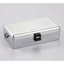 KILLERBODY CHROMED PLASTIC TOTE BOX FINISHED TYPE FLAT