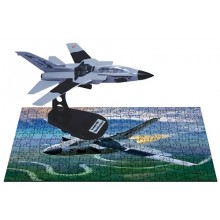 Plastic Kit Italeri Tornado Blank Panther with jigsaw snap model 852