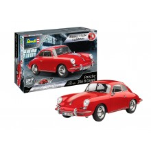 Plastic Kit Revell 1/16 scale Porsche 356 Coupe 07679