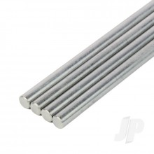 1/4in Stainless Round Rod (36in long)