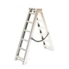Racers Edge 1/10 Aluminium Step Ladder - 100mm