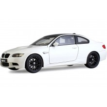 1:18 BMW M3 Coupe - Alpine White
