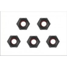 2.6MM LOCK NUTS (5)