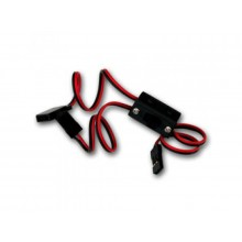Switch JR with charge lead 22AWG wire