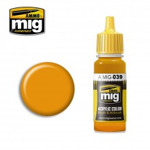 Ammo Mig Jimenez Acrylic 17ml Paint LIGHT RUST