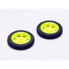 LightWeight Foam Wheels 35mm x 2
