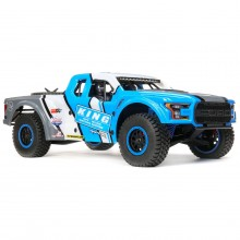 Losi Ford Raptor King Baja Rey - Shocks Blue 1/10th 4wd RTR FOR PRE ORDER ONLY