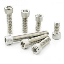 SS Socket Head Bolt M2 x 10mm Pk 10