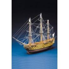 HMS Victory  1:78 scale  copper hull
