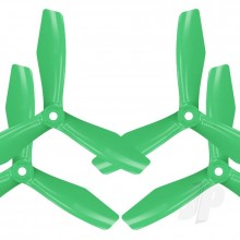 6x4.5 BN 3-Blade FPV Propeller Set x4 Green