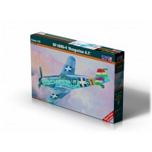 Plastic Kit MisterCraft 1:72 Scale BF-109G-4 Hungarian A.F.