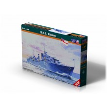 Mister Craft 1:600 H.M.S Eskimo