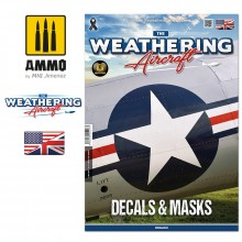 DECALS & MASKS The Weathering AIRCRAFT Issue 17