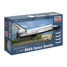 1:144 NASA Shuttle w/decals for End