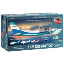 1:48 Cessna 150 w/3 marking options