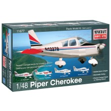 1:48 Piper Cherokee w/4 marking opt