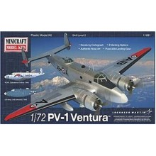 1:72 PV-1 Ventura USN (post war) w/