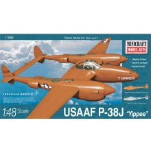 1:48 P-38J USAAF w/2 marking option