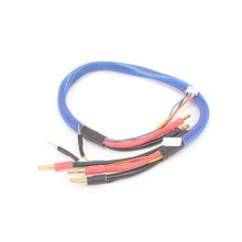 Monkey King RC Charge Leads 2 x 2S - Blue
