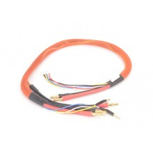 Monkey King RC Charge Leads 2 x 2S - Orange