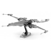 MMS269 Poe Damerons X-Wing Fighter