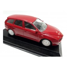 Mondo Motors Alfa159 Sportwagon 1:43 Red