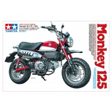 1/12 Motorcycle Series No.134 Honda Monkey
